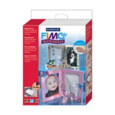 8135 01 Набор FIMO Air microwave Воспоминания (250 г, 1 фоторамка), STAEDTLER