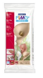 43/8100 Полимерная глина FIMO Air Basic (Efaplast Classic), телесная, 500г