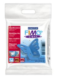 3/8133 Полимерная глина FIMO Air light, синий, 125г