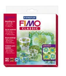 8003/31/L1 Набор FIMO Classic для мастер-класса «Миллефиори» 4x56г