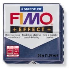 38/8020 Полимерная глина FIMO Effect, металлик сапфирово-синий (56г) STAEDTLER