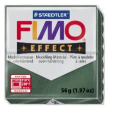 58/8020 Полимерная глина FIMO Effect, металлик зеленый опал (56г) STAEDTLER