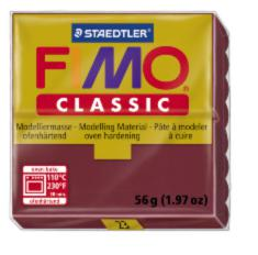 23N/8000 Полимерная глина FIMO Classic, бордо, (56г) STAEDTLER