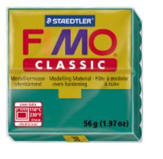 38N/8000 Полимерная глина FIMO Classic, сине-зеленый, (56г) STAEDTLER