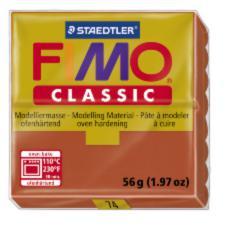 74N/8000 Полимерная глина FIMO Classic, терракот, (56г) STAEDTLER