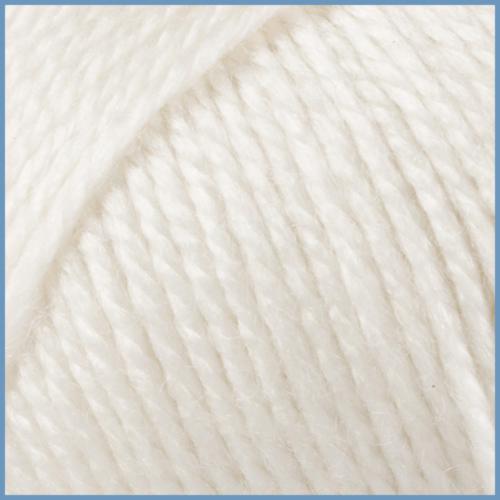 пряжа для вязания Valencia Lavanda 002 цвет 43 шерсти 50 акрил