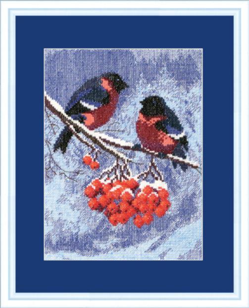 Набор для вышивки крестиком Чарівна Мить №283